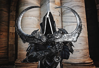 Diablo 3 Reaper of Souls Malthael Cosplay