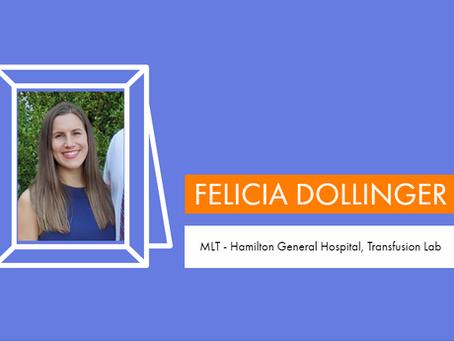 Member Profile: Felicia Dollinger