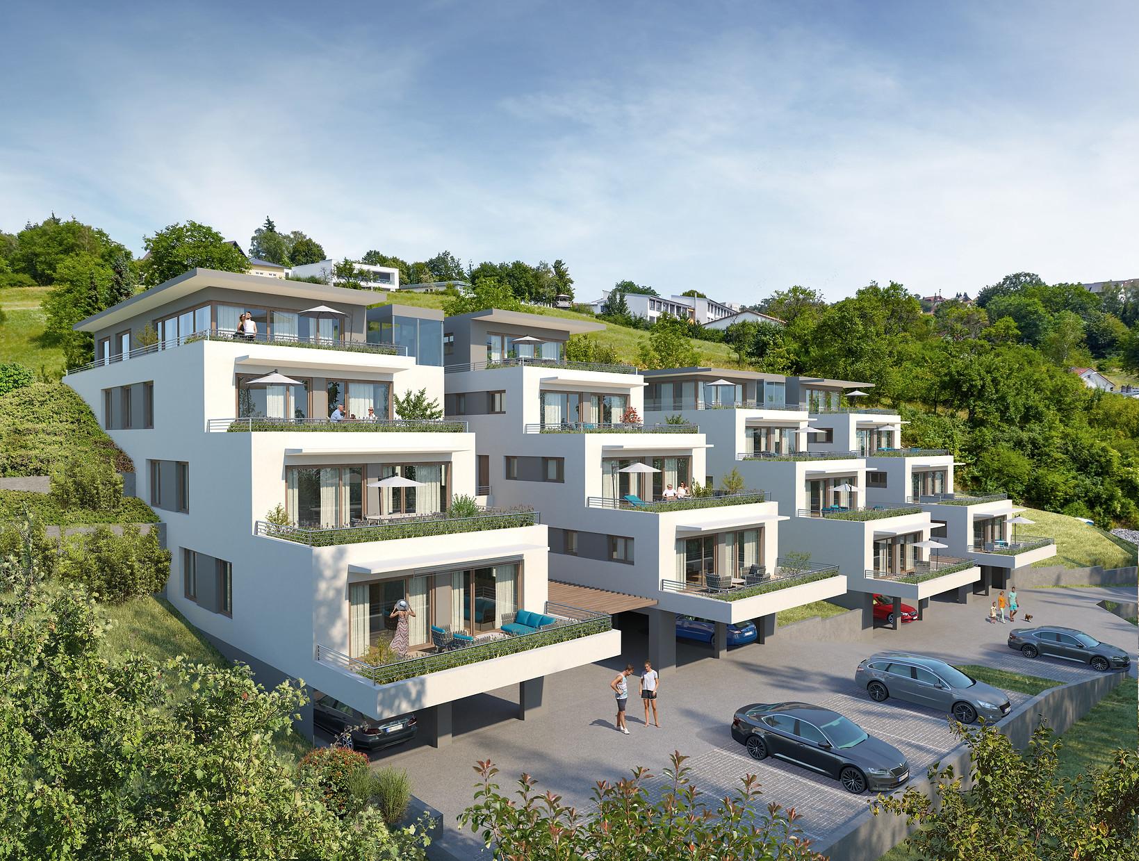 Terrassenhaus Osterburken