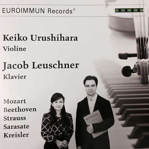 Urushihara/Leuschner: Mozart, Beethoven und mehr...