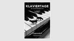 Programmheft Klaviertage Erl