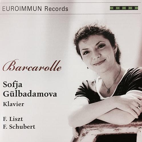 Sofja Gülbadamova: Barcarolle