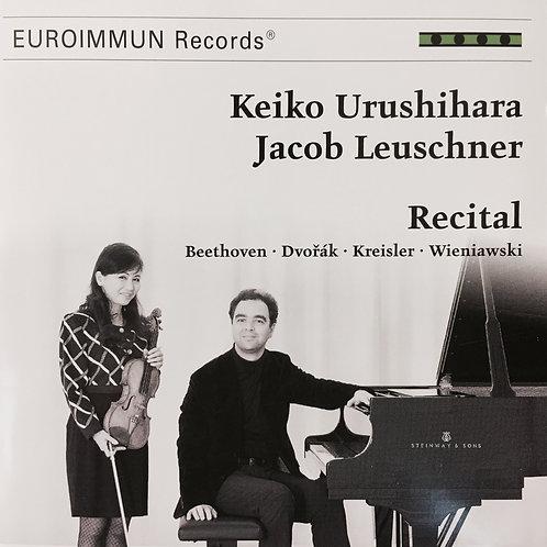 Urushihara/Leuschner: Recital
