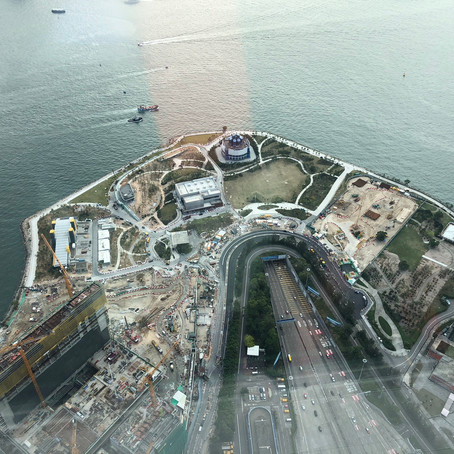 "Vodcast No.  6 - ""West Kowloon Cultural District"""