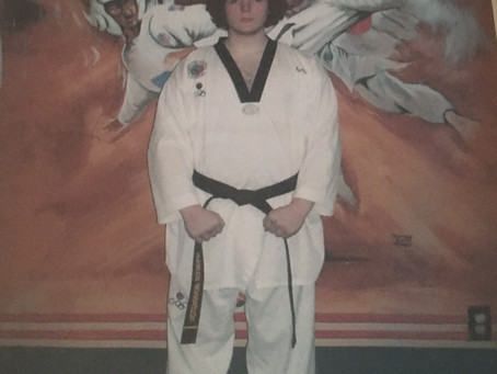 My Martial Arts Journey Pt. 1