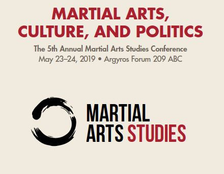 Martial Arts Studies Conference Presentation