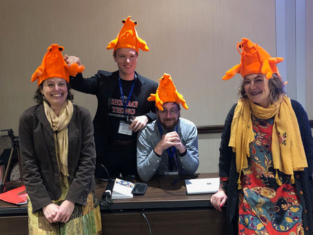 Double Conference Report!