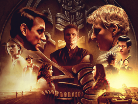 Why I'm Excited People are Watching Cobra Kai