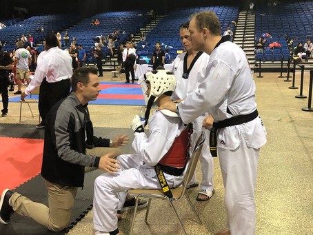 Florida Tae Kwon Do Open Tournament Report