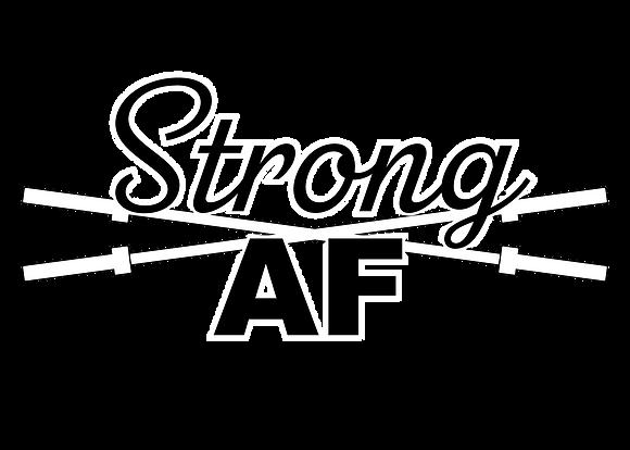 """Strong AF 5"""""""