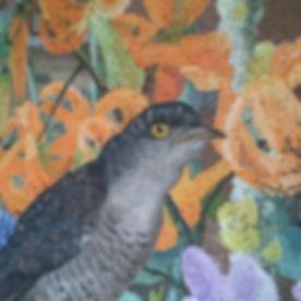 Cedric Morris Cuckoo Painting