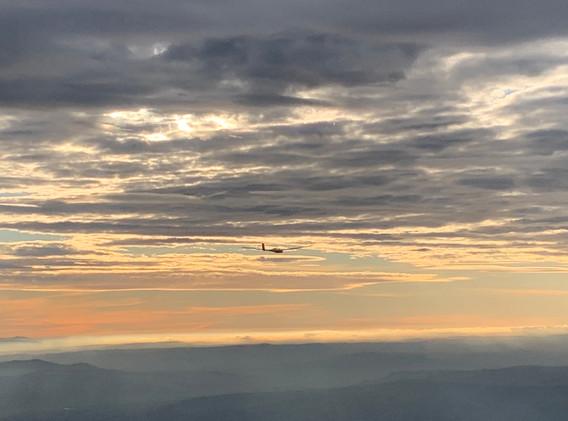 Winter flight 2