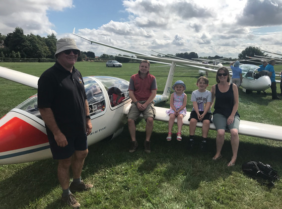 Pocklington 2 seater comp 2018