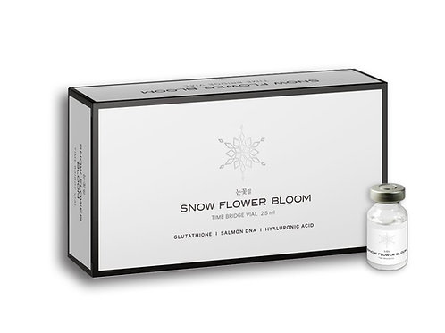 SNOW FLOWER BLOOM