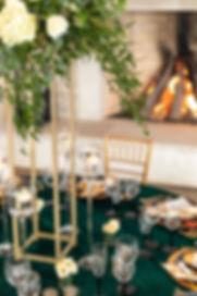 Romantic Emerald   Elopement - Table