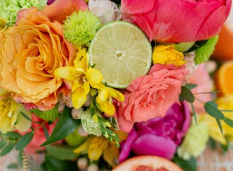Indiana Wedding Designer Goes Boho for WeddingDay Magazine