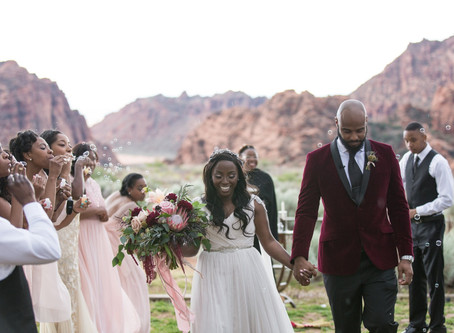 Why Mini-Weddings Are a Big Hit
