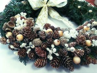 Jak zrobić wianek Bożonarodzeniowy