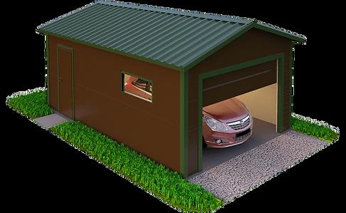 Строительство гаража Томск