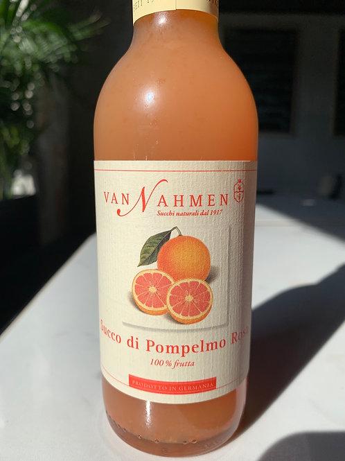 Succo di pompelmo rosa 250ml - Van Nahmen