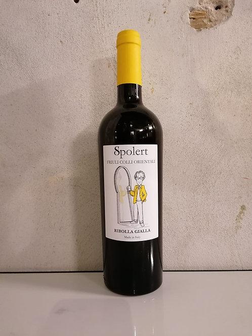 Ribolla gialla - Spolert