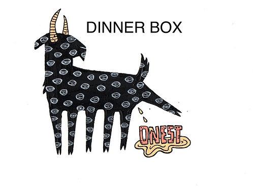 Veggie Dinner Box