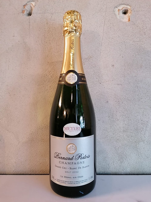 Champagne Grand Cru Blanc de Blancs brut zero - Bernard Pertois