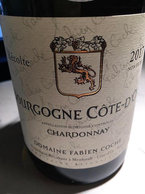 Bourgogne cote d'or - Fabien Coche