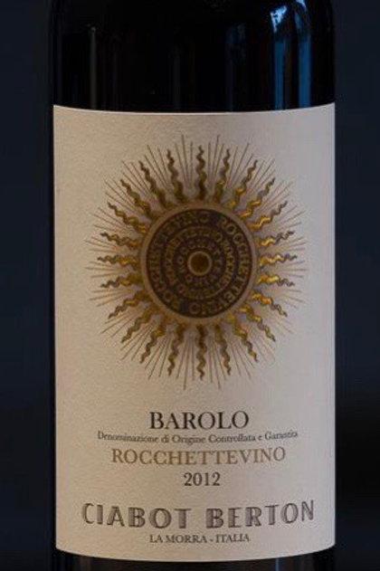 Barolo rocchettevino 2012 - Ciabot Berton