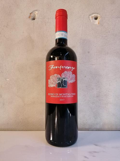 Rosso di Montalcino 2017 - Fonterenza