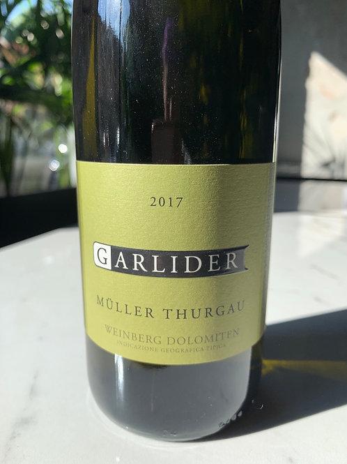 Müller Thurgau - Garlider