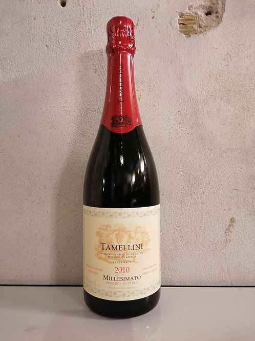 Millesimato 2010 metodo classico - Tamellini