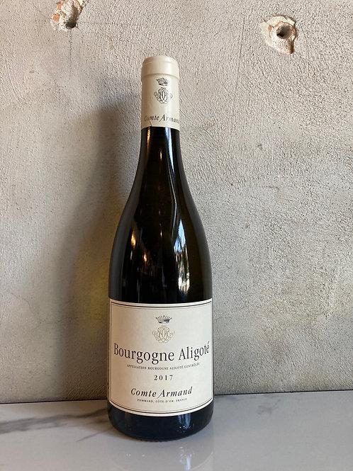 Bourgogne Aligote 2017 - Comte Armand