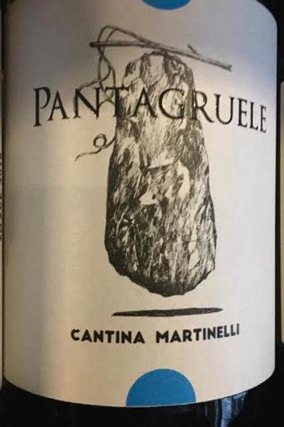 Pantagruele - cantina Martinelli