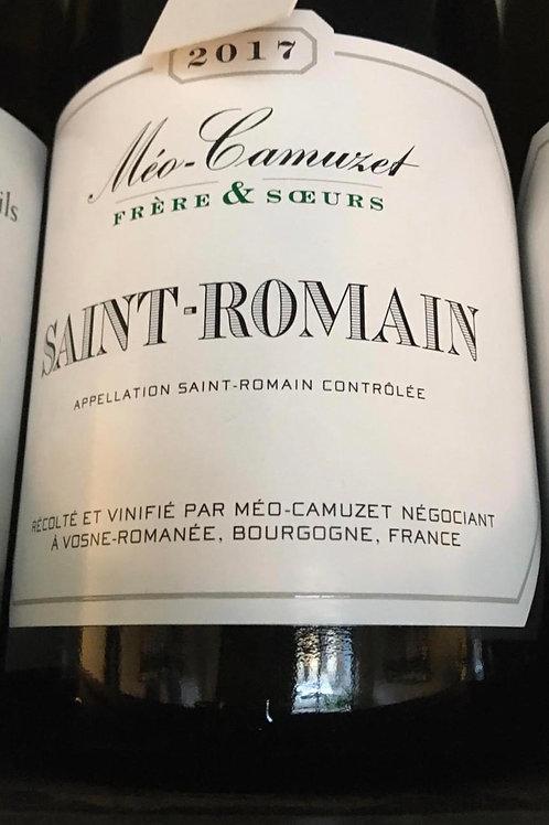 Saint-Romain 2017 - Méo Camuzet