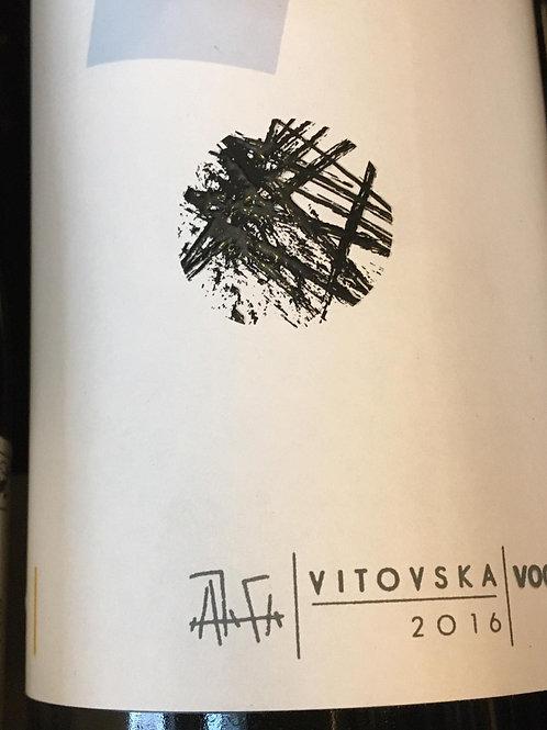 Vitovska - Vodopivec