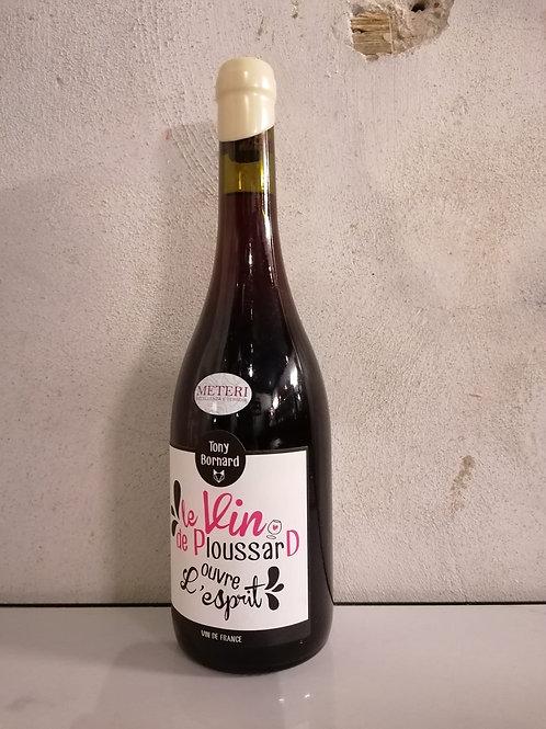Le Vin De Ploussard - Tony Bornard