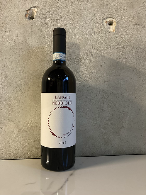 Langhe Nebbiolo 2018 - Francesco Versio