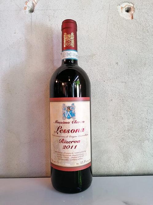 Lessona riserva 2011 - Massimo Clerico