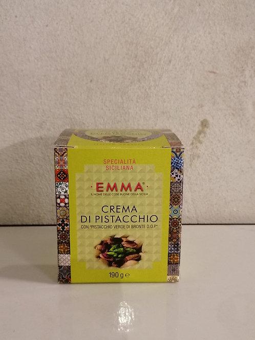 Crema di pistacchio di Bronte dop  dolce 190g