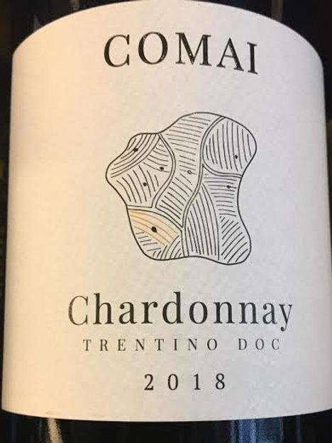Chardonnay trentino doc - Comai