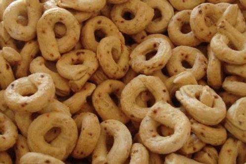 Taralli pugliesi cereali 500g