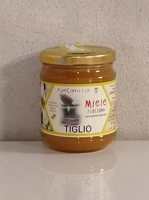 Miele tiglio 250g biologico non certificato