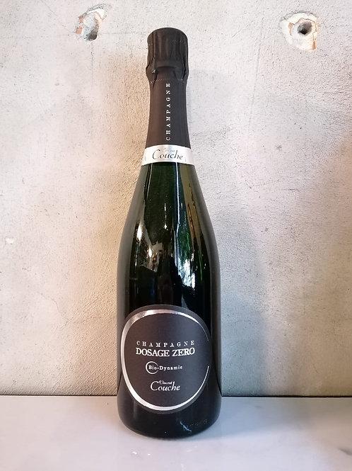 Champagne Zero Dosage - Couche