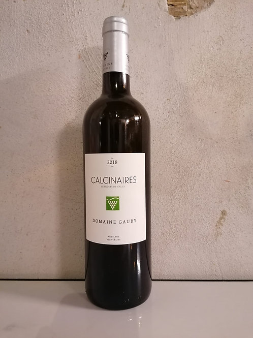 Calcinaires 2018 - Domaine Gauby
