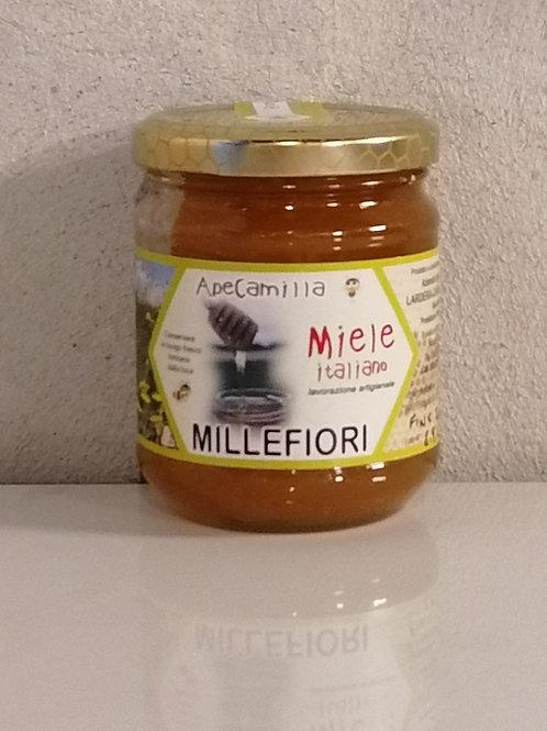 Miele millefiori 250g biologico non certificato
