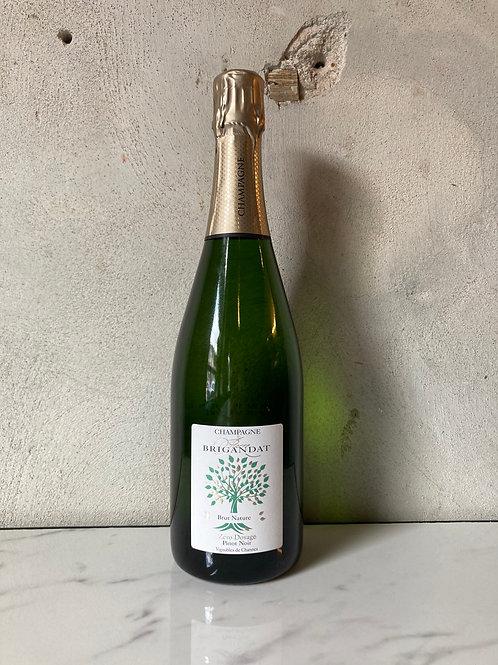 Champagne Pinot Noir Zero Dosage - Brigandat