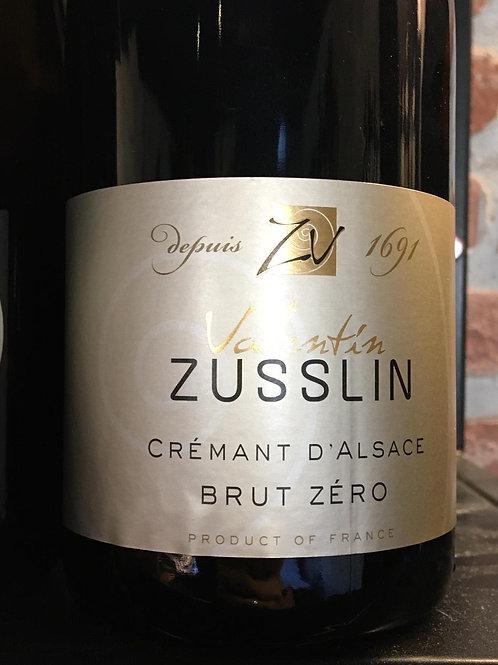 Zusslin - crémant d'Alsace brut