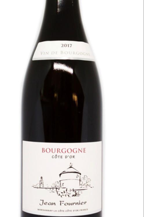 Bourgogne cote d'or pinot noir - Domaine J. Fournier