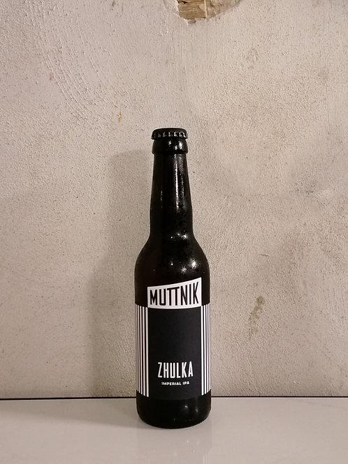Zulka imperial IPA - Muttnik